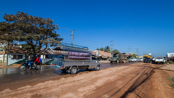 Lao PDR: Keeping the Road Safe for Manivanh
