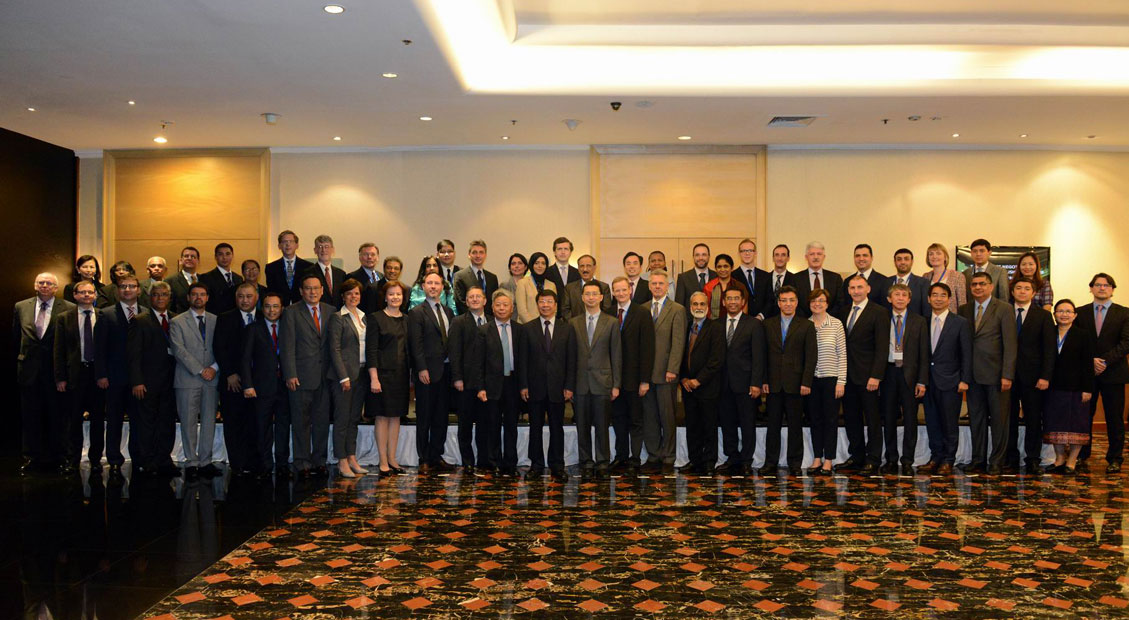 The 5th Chief Negotiators' Meeting took place in Singapore on May 20-22, 2015