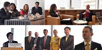 AIIB Holds Legal Seminar in Singapore and Hong Kong, China