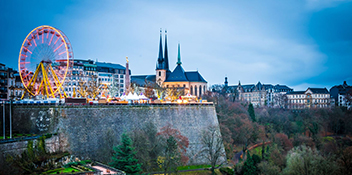 Lead-Up Events to AIIB's Annual Meeting in Luxembourg Kick Off